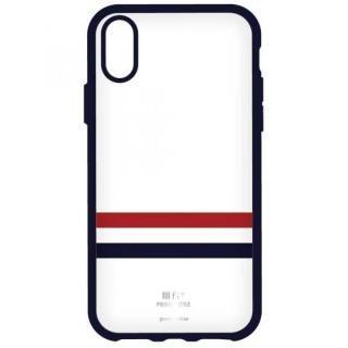 IIII fit Premium iPhone X ホワイト【12月中旬】