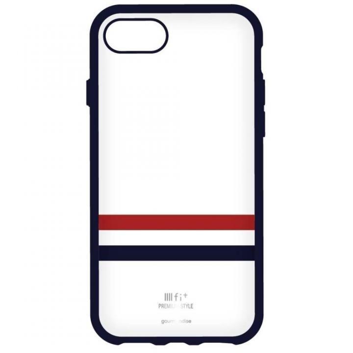 iPhone8/7/6s/6 ケース IIII fit Premium ホワイト iPhone 8/7/6s/6_0