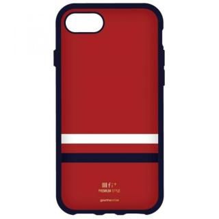IIII fit Premium レッド iPhone 8/7/6s/6