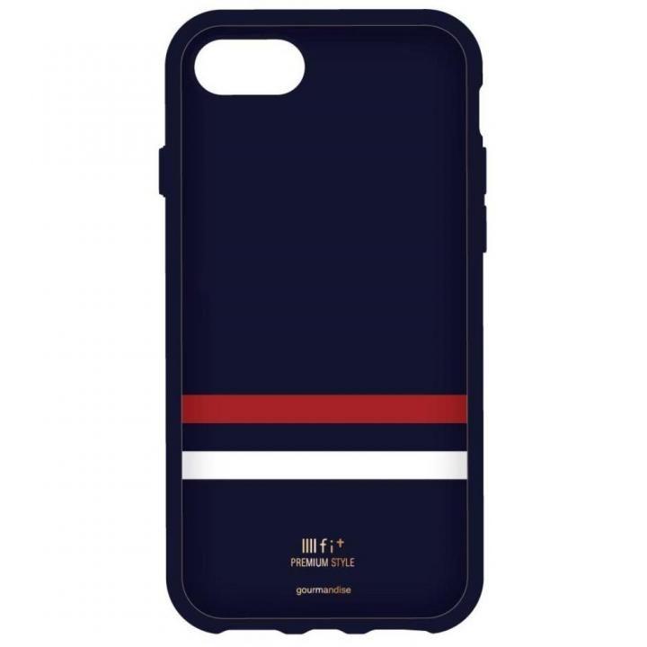 iPhone8/7/6s/6 ケース IIII fit Premium ネイビー iPhone 8/7/6s/6_0