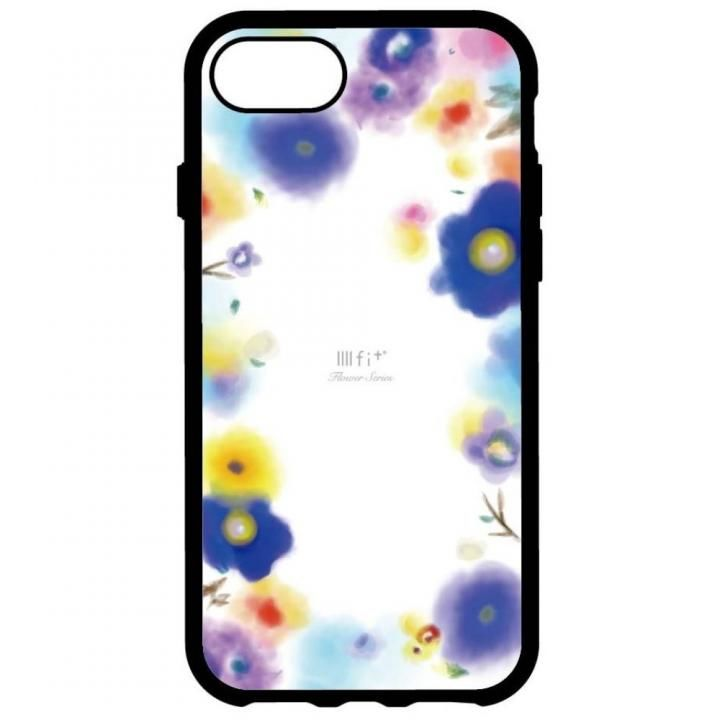 iPhone8/7/6s/6 ケース IIII fit Premium ブルー iPhone 8/7/6s/6_0