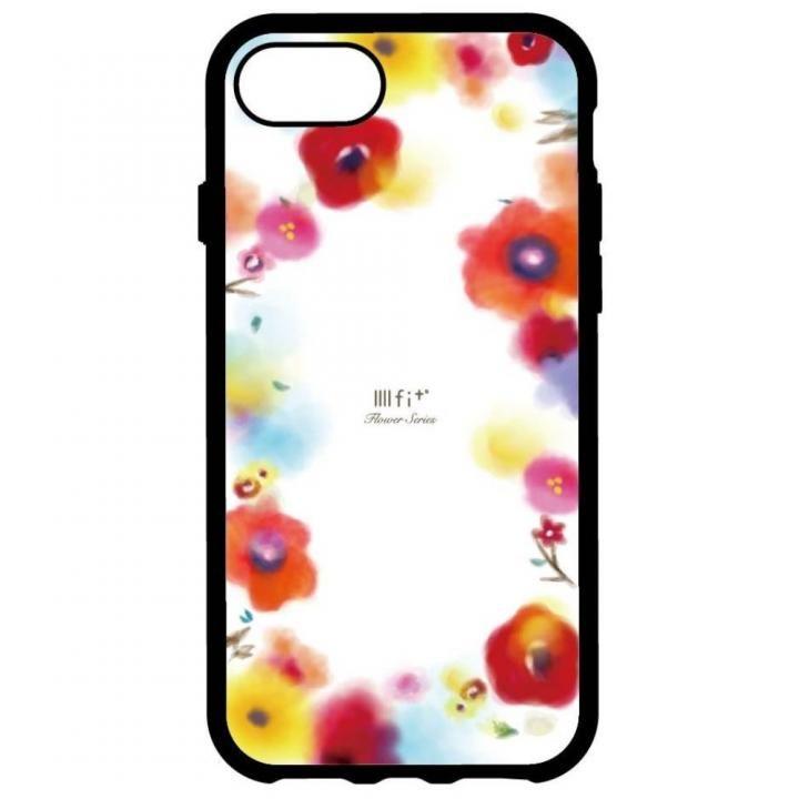 iPhone8/7/6s/6 ケース IIII fit Premium レッド iPhone 8/7/6s/6_0