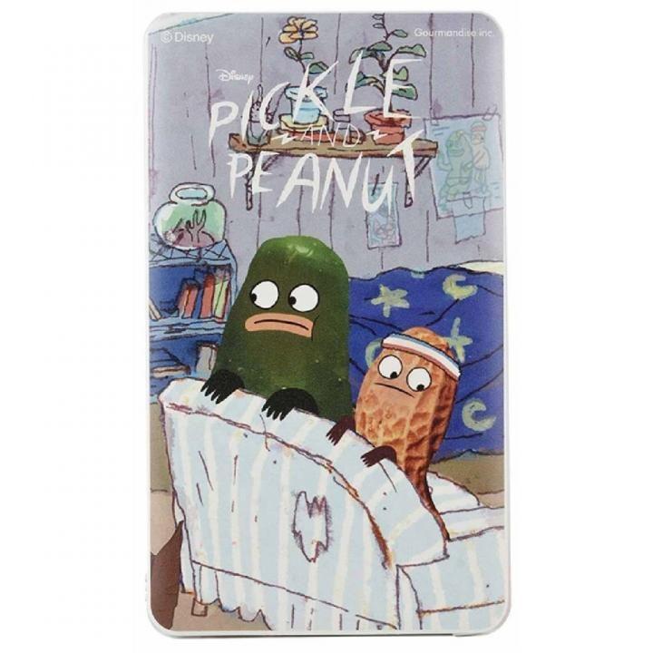 ピクルスとピーナッツ モバイルバッテリー ソファー