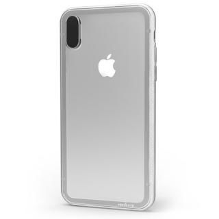 iPhone XS/X ケース LINKASE CLEAR Gorilla Glass クリア iPhone XS/X