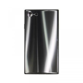 【iPhone8/7ケース】SQUBE AURORA CASE 背面ケース シルバー iPhone 8/7【12月上旬】