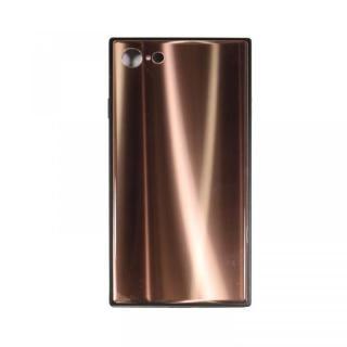 iPhone8/7 ケース SQUBE AURORA CASE 背面ケース ブロンズ iPhone 8/7