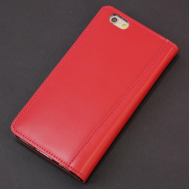 iPhone6s/6 ケース コードバン手帳型ケース ULTIMO REBONALLY レッド iPhone 6s/6_0