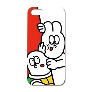 アメヒロ作「ウサギとカメ」のiPhone SE/5s/5用ケース【12月中旬】