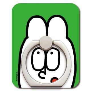 アメヒロ作「ウサギとカメ」の落下防止リング【12月中旬】