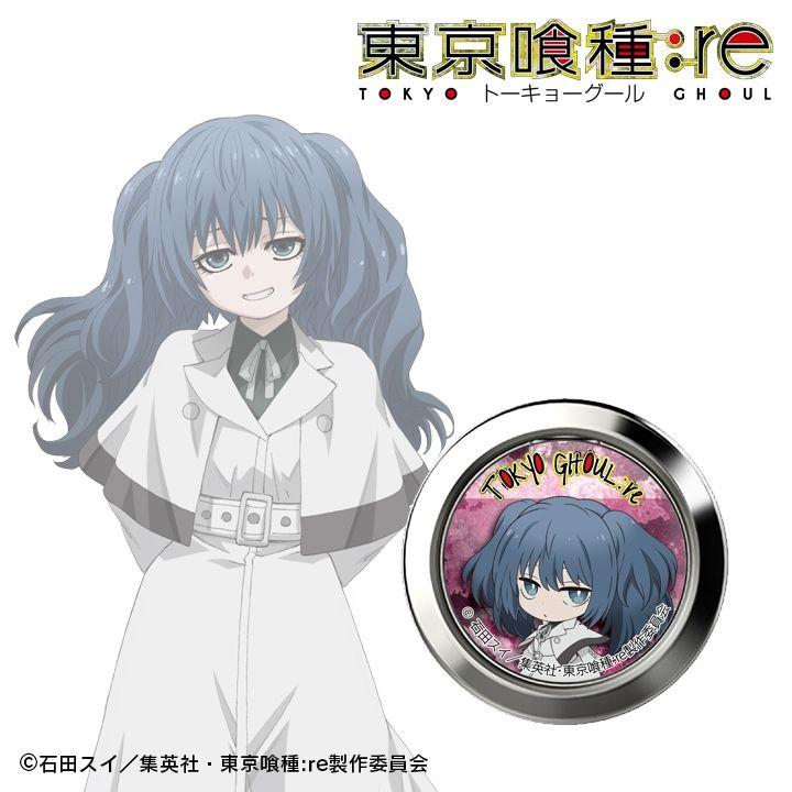 東京喰種トーキョーグール:re Ring O スマホリング 落下防止 米林才子_0