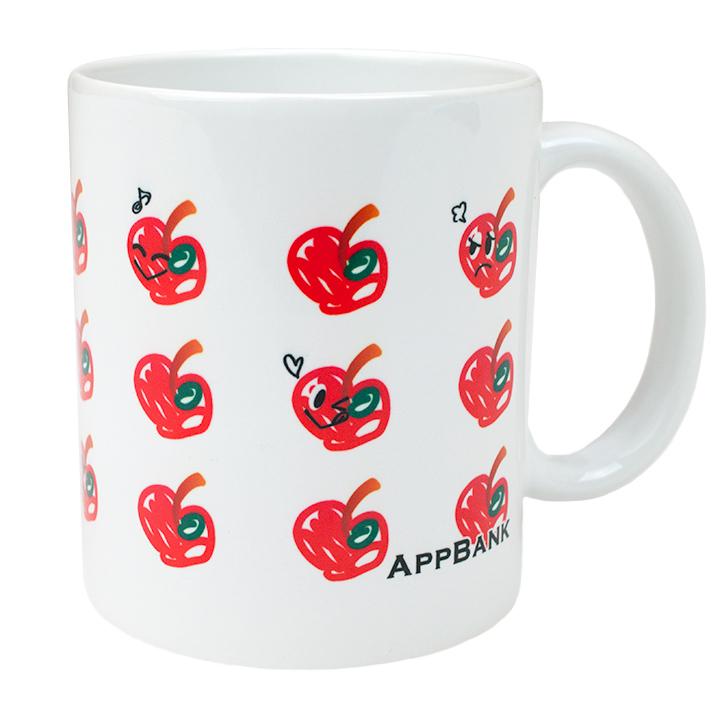 AppBank オリジナルマグカップ