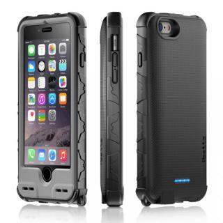 【iPhone6s/6ケース】耐衝撃「着せ替え」バッテリー内蔵ケース ibattz リフューエル インビクタス Armor iPhone 6s/6