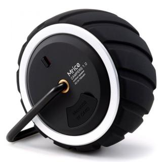 耐衝撃・防滴・防塵 Bluetoothスピーカー CAMPERS 1.0 シルバー