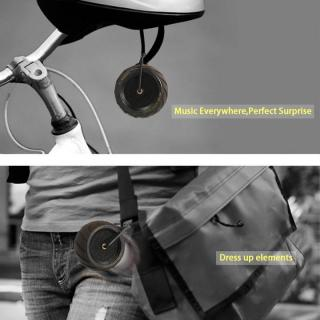 耐衝撃・防滴・防塵 Bluetoothスピーカー CAMPERS 1.0 ブラック_4