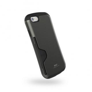 【iPhone6ケース】Golf Original カード収納機能付きケース ブラック iPhone 6ケース_1