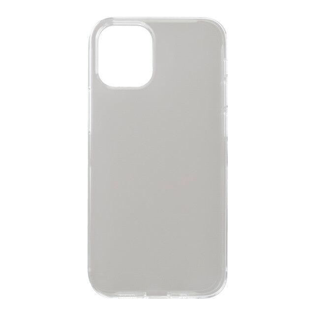 パワーサポート エアージャケット クリア iPhone 12 mini_0
