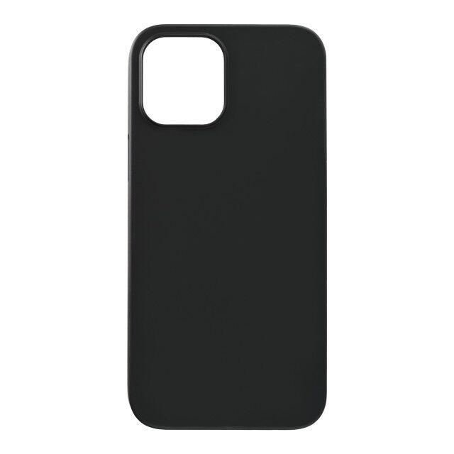 パワーサポート エアージャケット ラバーブラック iPhone 12 Pro Max_0