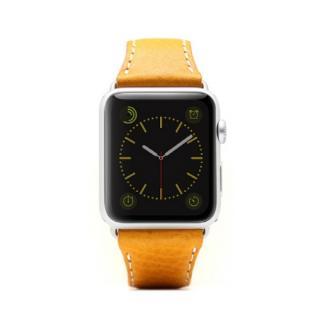 Apple Watch 牛革バンド  D6 IMBL タンブラウン 38mm用【3月下旬】