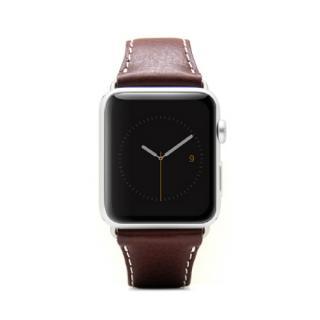 Apple Watch 牛革バンド  D6 IMBL チョコ 38mm用【6月上旬】