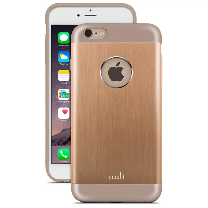 【iPhone6s Plus/6 Plusケース】moshi iGlaze Armour ハードケース サンセット iPhone 6s Plus/6 Plus_0