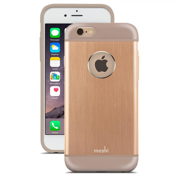 moshi iGlaze Armour ハードケース サンセット iPhone 6s/6
