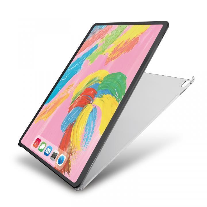 エレコム シェルカバー クリア iPad Pro 2018 12.9インチ_0
