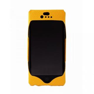iPhone SE/5s/5 ケース iPhone SE/5s/5 Wear calf yellow