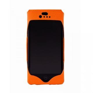 【iPhone SE/5s/5ケース】iPhone SE/5s/5 Wear calf orange