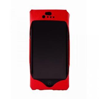 【iPhone SE/5s/5ケース】iPhone SE/5s/5 Wear calf red