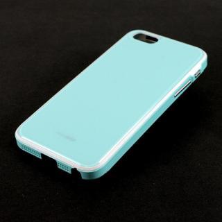 高級感のあるデザイン InnerExile Chevalier  iPhone SE/5s/5 ブルー