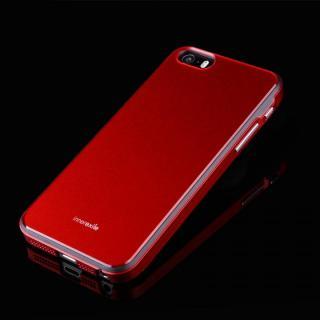 【4月上旬】高級感のあるデザイン InnerExile Chevalier for iPhone 5/5s レッド