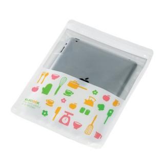 スマートフォン用防滴ケース/キッチン用/10インチ対応