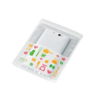 スマートフォン用防滴ケース/キッチン用/7インチ対応