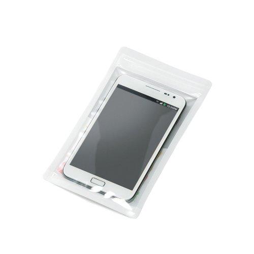 【在庫限り】スマートフォン用防滴ケース/キッチン用/5インチ対応