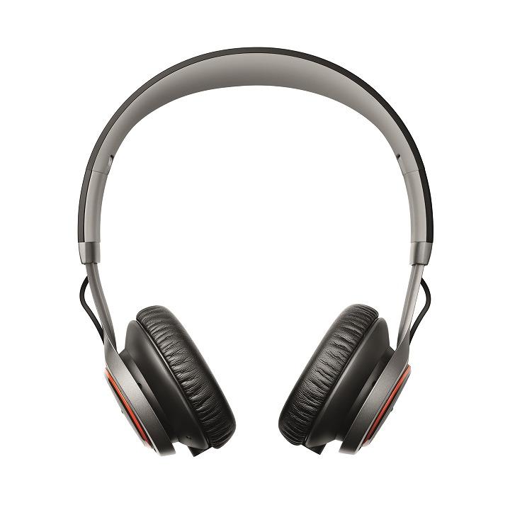 ワイアレスマイク付き ダイナミック密閉型ヘッドホン Jabra REVO stereo WIRELESS
