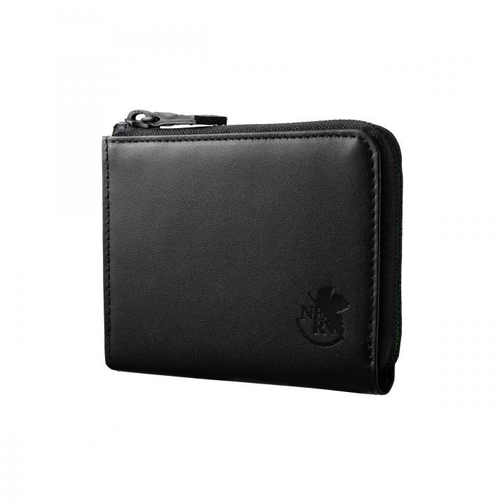 GRAMAS × EVANGELION L Shaped Zipper mini Wallet_0