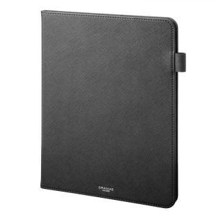 GRAMAS COLORS EURO Passione Book PUレザーケース ブラック iPad Pro 2018 11インチ