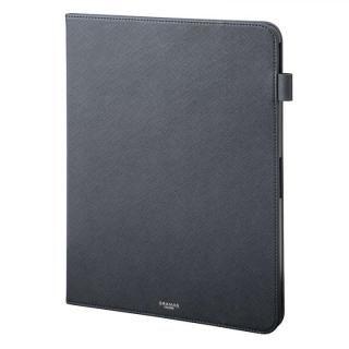 GRAMAS COLORS EURO Passione Book PUレザーケース ネイビー iPad Pro 2018 12.9インチ