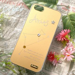 iPhone SE/5s/5 ケース 「星降る夜」iPhone5ケース 牡羊座