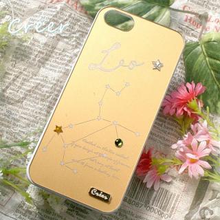 「星降る夜」iPhone5ケース 獅子座