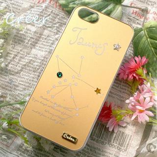 「星降る夜」iPhone5ケース 牡牛座