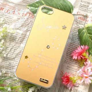 「星降る夜」iPhone5ケース 蠍座