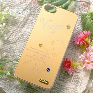 「星降る夜」iPhone5ケース 乙女座