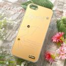 「星降る夜」iPhone5ケース 水瓶座