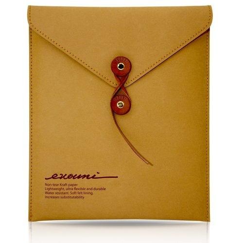 Non-Tear Envelope iPad2,第3,4世代 Green