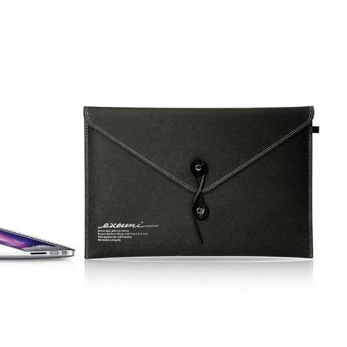 Non-Tear Envelope Mac Air 13 Black