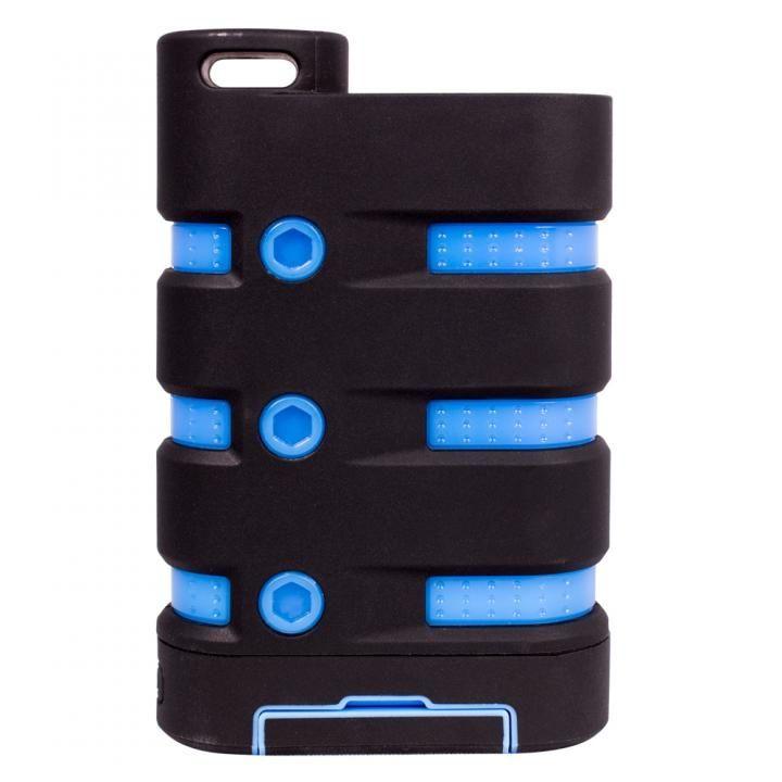 アウトドアに強いタフなPSE対応 7650mAh 防水モバイルバッテリー_0