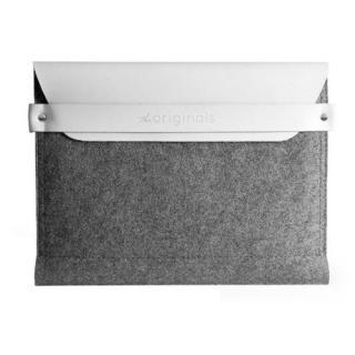 Mujjo  【iPad 2/3/第4世代iPad用スリーブ型ケース】ホワイト MJ-0206
