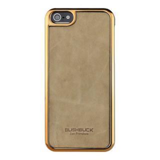 王国の貴族をイメージ Bushbuck Baronage シェニュインレザー iPhone 5ケース