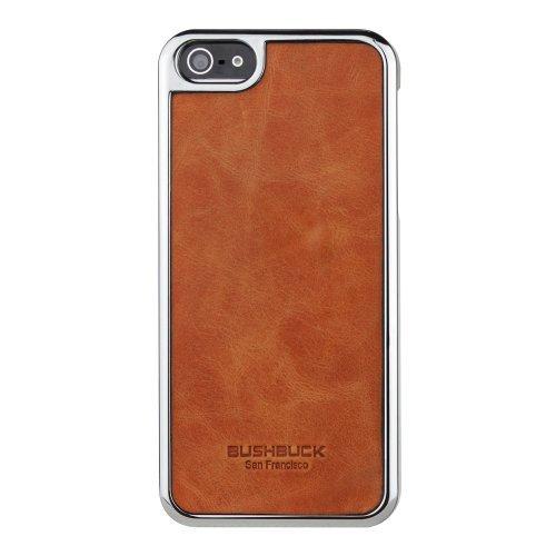iPhone SE/5s/5 ケース 王国の貴族をイメージ Bushbuck Baronage シェニュインレザー タン iPhone 5ケース_0